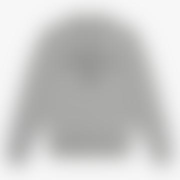 Knickerbocker Varsity Crew Sweatshirt Heather Grey