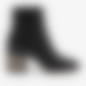 NUBIKK Black Gigi Ardena Boots