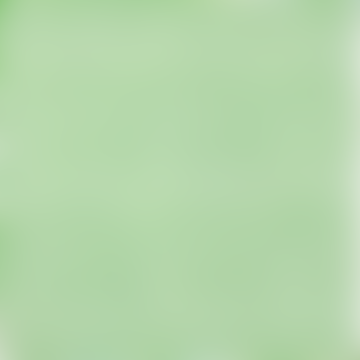 Afroart Green White Ormbunke Fabric