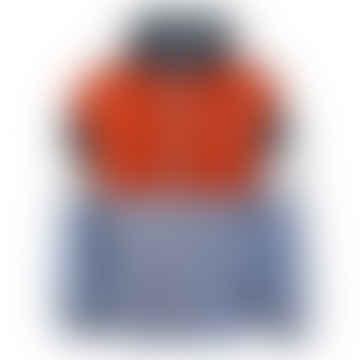 Algo Short Jacket Koi Orange