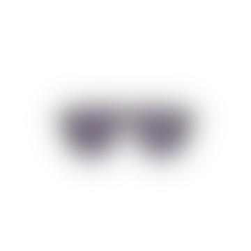 X Oscar Deen Otis Eyewear Smoke With Black Lenses Sunglasses