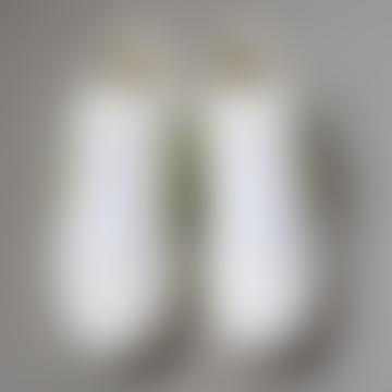 Veja V 10 Extra White Jaune Fluro Sneakers