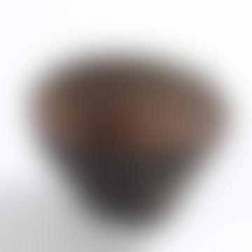 Ensemble de 4 petits bols bruns
