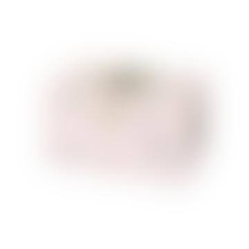 Trousselier Pink Flower Fairies Phosphorescent Musical Jewelry Box