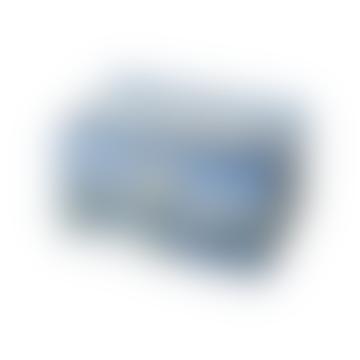 Trousselier Blue Camargue Horse Phosphorescent Musical Jewelry Box