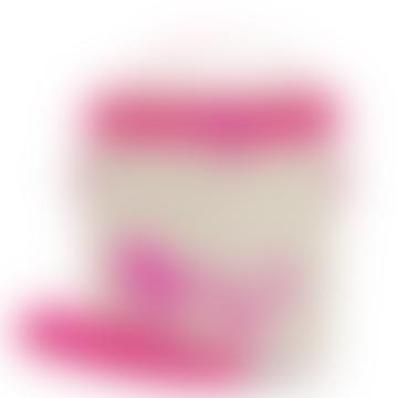 XL Pink Birds Cooler Bag