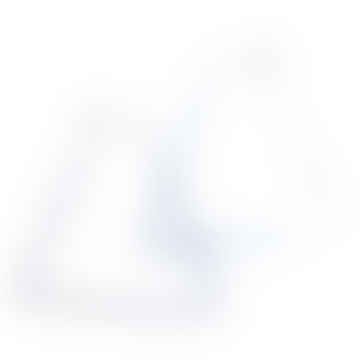 CollardManson 925 Silver Thin Earrings Triangular