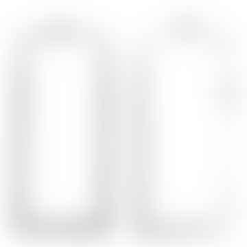 CollardManson 925 Silver Thin Earrings Rectangle