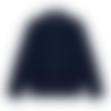 Knickerbocker Navy Chore Shirt