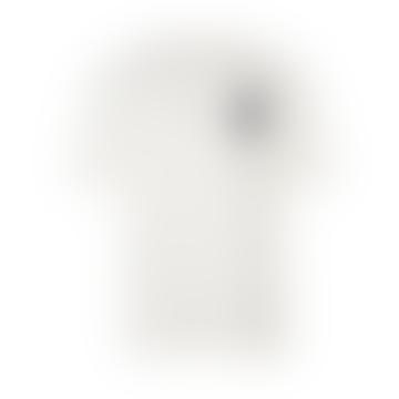 Tasso T Shirt - Lily White