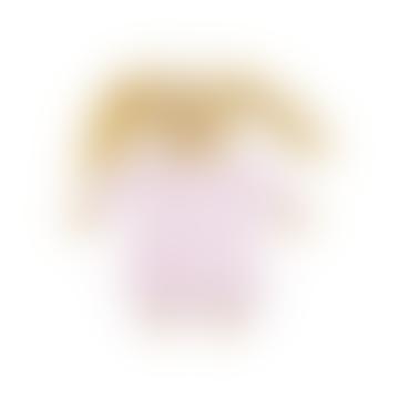 Trousselier Pink Musical Rabbit Doudou
