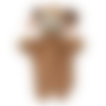 Marionnette à main de chèvre Doudou