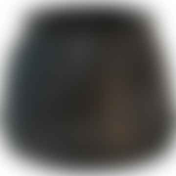 Trademark Living Large Black Stone Pot