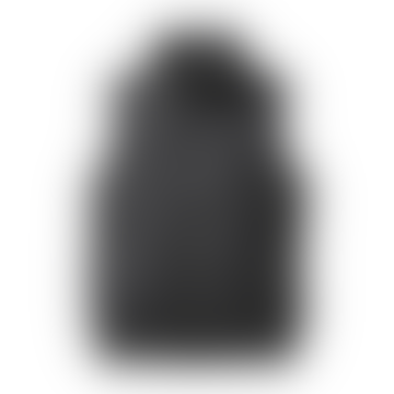 Patagonia Black Womens Prow Bomber Vest