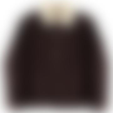 Feincord Brown Chore Jacket
