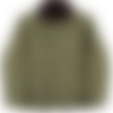 Khaki Bedford Cords Deck Jacket