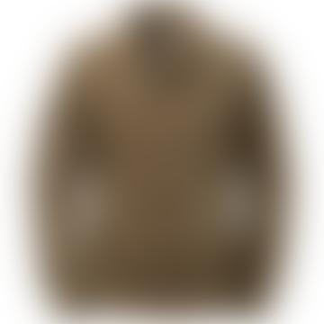 Corduroy Jacket - Light Brown