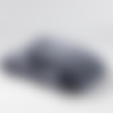 Mantas Ezcaray Grey Mohair Smooth Blanket
