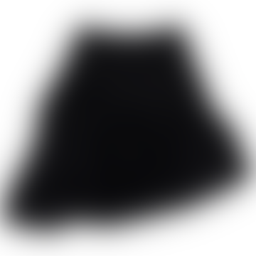Black Benedicte Skirt