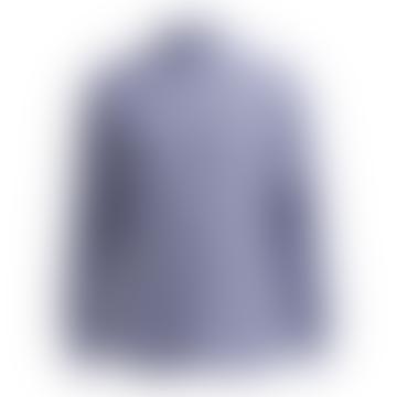 Melker Mini Gingham Navy Shirt