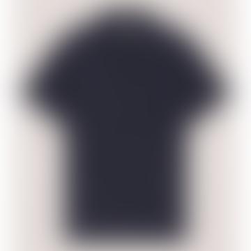 Linen Malick Shirt In Navy