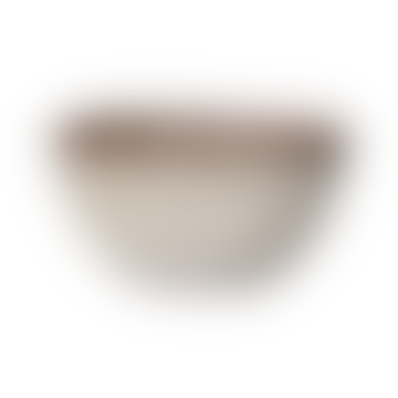 Sandrine Bowl Grey Stoneware