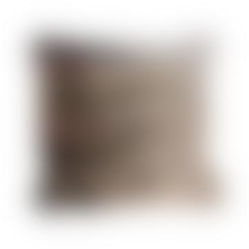 HKliving 50 x 50cm Woven Wool Viscose Cushion