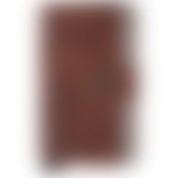 Secrid Vintage Brown Leather Mini Wallet