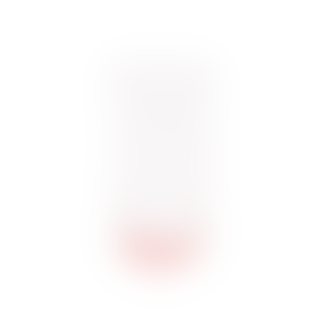 Kodanska Longdrink Glass 400ml - Pink Danish Summer