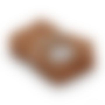 Aspegren Denmark Dishcloth, knittet, Set of 4, Solid Pumpkin