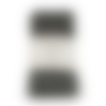 Aspegren Denmark Set of 4 Linen Napkins, Colour Dark Grey