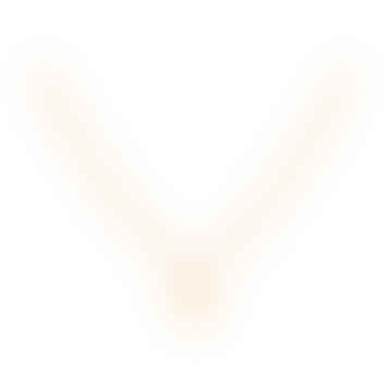 Small Note Gold necklace with a small letter pendant S