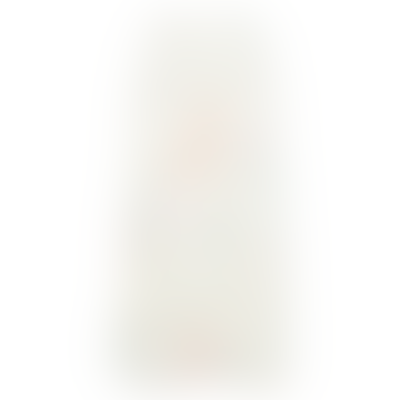 FONDA - White Printed Pleated Midi Skirt