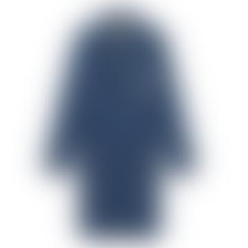 Denim Blue APC x Carhartt Aurelia Dress