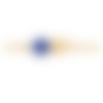 Blue Alice Chain Bracelet