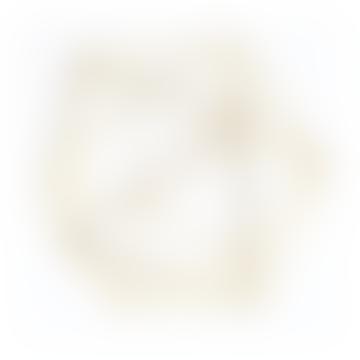 Draadzaaken Medium Brass Orb Shape DIY Himmeli