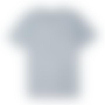 Dark Seas Headmaster Tee Shirt Heather Grey