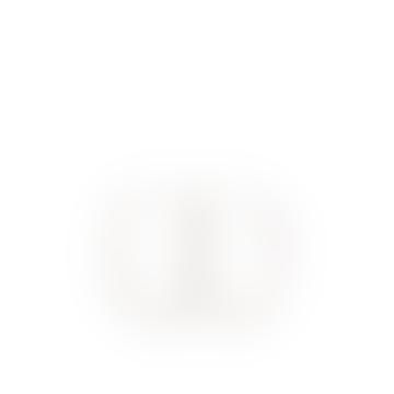 Pernille Corydon 2cm Silver Plain Hoops