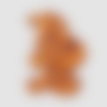 Orange Ohlala Sticker