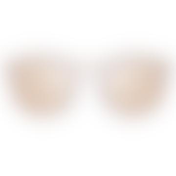 Le Specs Matte Grey No Smirking Sunglasses