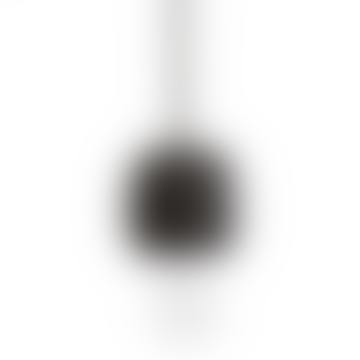 Muubs Black Lava Pendant Lamp