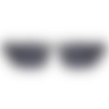 Le Specs Matte Black Electricool Sunglasses