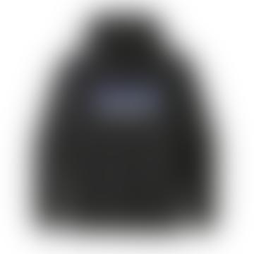Black P-6 Logo Uprisal Mens Hoody