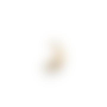 Pearl Moon Single Earring