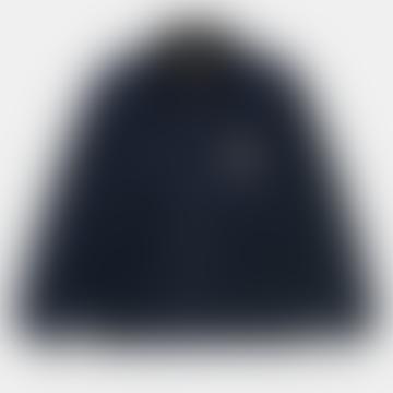 Dark Navy Michigan Coat