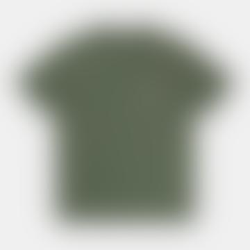 Dollar Green Short Sleeve Pocket T Shirt