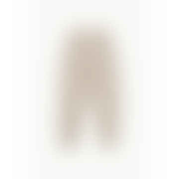 Amomento LINEN STRUCTURE PANTS - BEIGE