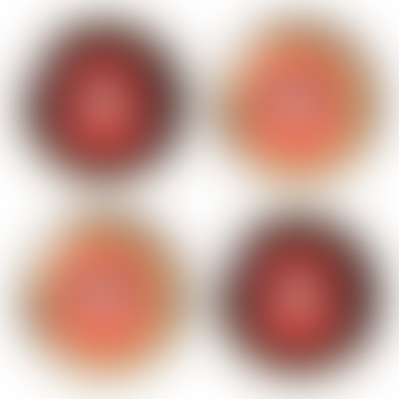 Jonathan Adler Set of 4 Full Dose Coasters