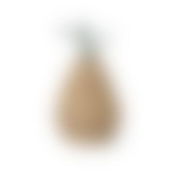 Small Pear Braided Storage