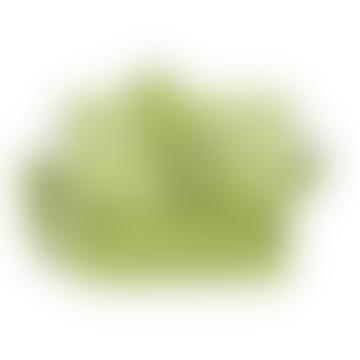 Pocket Cayman Bag Green Boa Hvisk